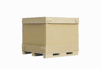 木框架瓦楞纸箱